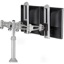 Monitor Arm Desk Mount Humanscale M7 Dual Lcd Monitor Arm For Desk Mount Or Wall Mount