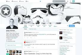 layout of twitter page 5 tips to optimize your new twitter profile