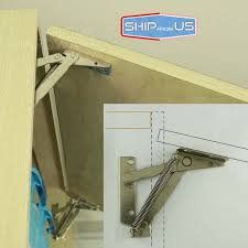 Hinge For Kitchen Cabinet Doors Ship From Us Kitchen Cabinet Door Lift Up Support Hinge