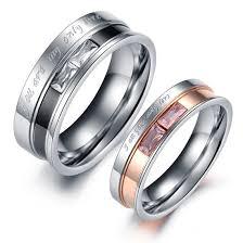 promise ring sets promise rings for couples set wedding promise diamond