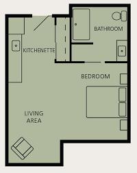 senior living floor plans arcadia senior living bowling green