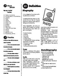biography definition biography and autobiography teaching resources teachers pay teachers