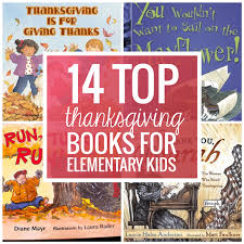14 top thanksgiving books for elementary teach junkie