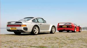 80s porsche 959 the history of the hypercar drivetribe