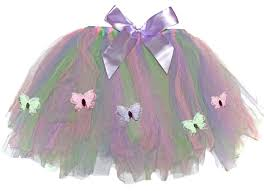 butterfly halloween costume amazon com girls butterfly tutu skirt fairy princess dress up