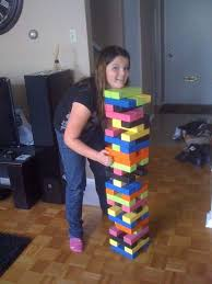 How To Make Backyard Jenga by Kreations Done By Hand Diy 2 Variations Of Giant Jenga