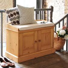 Southport Shoe Storage Bench With Cushion Shoe Storage Bench With Hidden Storage Muebles Pinterest