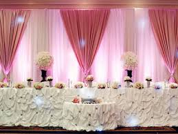 wedding drapes 1 niagara falls wedding drape rentals ceiling drapes table