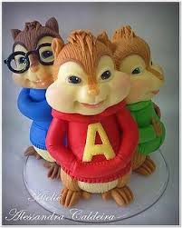 alvin and the chipmunks cake toppers one amazing cake alvin and the chipmunks artwork cake