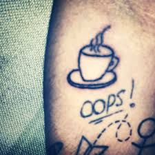 one direction u0027s louis tomlinson debuts teacup tattoo photo