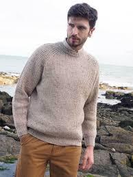 s wool sweaters 100 wool ribbed fisherman sweater aran sweaters direct