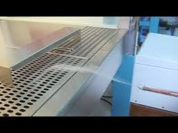thermo fisher biosafety cabinet biosafety cabinet bsc demonstration of airflow using a smoke