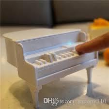 novelty toothpick dispenser 2018 wholesale novelty white piano automatic toothpicks dispenser uv