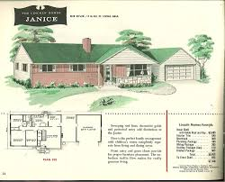Sears Catalog Homes Floor Plans by Factory Built Houses 28 Pages Of Lincoln Homes From 1955 Retro