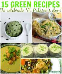 15 green recipes for st patrick u0027s day fitfluential