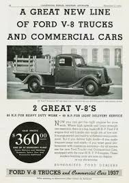 Vintage Ford Truck Specs - the little engines that could part 1 1941 1942 ford 30 hp four