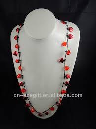 flashing christmas light necklace light up christmas jewelry holiday flashing necklace party