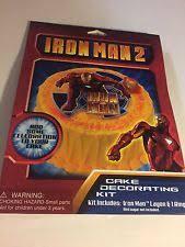 iron man cake ebay