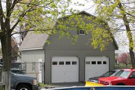 Prefab Garage With Apartment by Attic Car Garage With Loft Space Maxi Barn Free Quote
