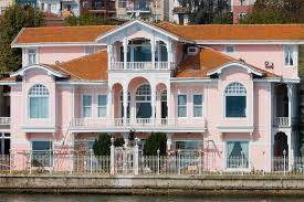 painted houses just painted house bosphorus real estate houses turkey istanbul