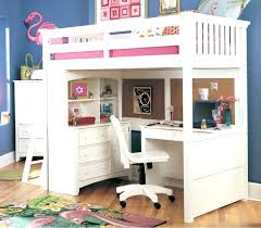 Bunk Bed With Workstation Desk Bunk Bed Plans Countrycodes Co