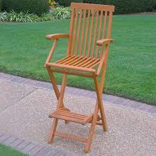 Berlin Gardens Patio Furniture Furniture Simple Berlin Gardens Outdoor Bar Stool Solid Wood Also