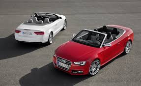 convertible audi 2013 2013 audi a5 and s5 u2013 news u2013 car and driver