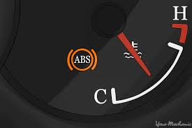 infiniti dashboard warning lights what does the abs warning light mean yourmechanic advice