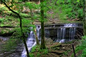 Mississippi waterfalls images Waterfalls along the natchez trace natchez trace compact png