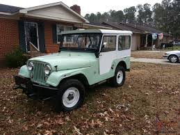 1971 jeep commando no reserve 1971 jeep cj5 base sport utility 2 door 3 7l