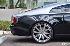 roll royce wraith on rims rolls royce wraith 8 may 2017 autogespot