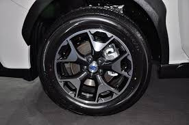 subaru crosstrek black wheels new subaru xv launched in taiwan ckd in 4q2017 autoworld com my