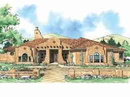 Spanish Style Floor Plans by Spanish Style Ranch House Plans House Design Plans
