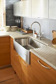 corian burl contemporary kitchens countertops midwest deep