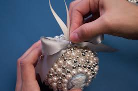 diy baroque pearl ornament m j