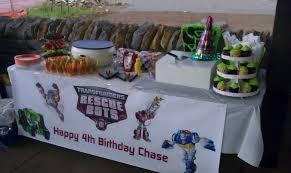 transformer rescue bots party supplies transformer rescue bots birthday party