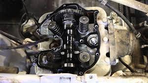honda 400ex top end rebuild part 1 disassemble partzilla com