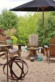 Landscape Patio Ideas Patio Landscape Design U2013 Cost Effective Pea Gravel Patio Ideas