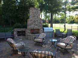 Outdoor Fireplace Prices by Outdoor Living Design Charlotte Nc Masters Stone Group