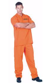 men costumes men s convict costume costumes