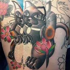 tattoo cat neko cool cat disign part 15 tattooimages biz