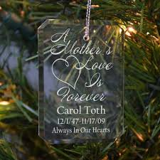 memories of personalized ornament funeral stuff