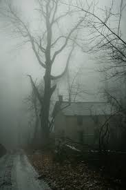 houses haunted house stretched halloween clouds sky nature house of broken dreams house abandoned and wander