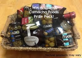 olive gift basket snack olives review gift basket giveaway