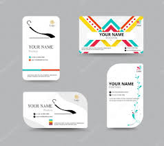 business card template name card design for business include s