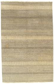 Rug Modern Pasargad Ny Modern Knotted Silk Beige Area Rug Reviews