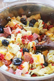 Best Pasta Salad by Best Ever Pasta Salad U2014 Pip And Ebby