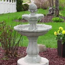 solar fountains with lights solar fountains largest selection of solar powered waterfall fountains