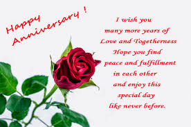Wedding Day Greetings Happy Anniversary Greetings Pleasing Happy Wedding Anniversary