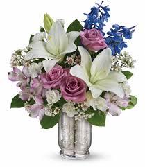 bouquet delivery teleflora s garden of dreams bouquet tev28 3a in burbank ca